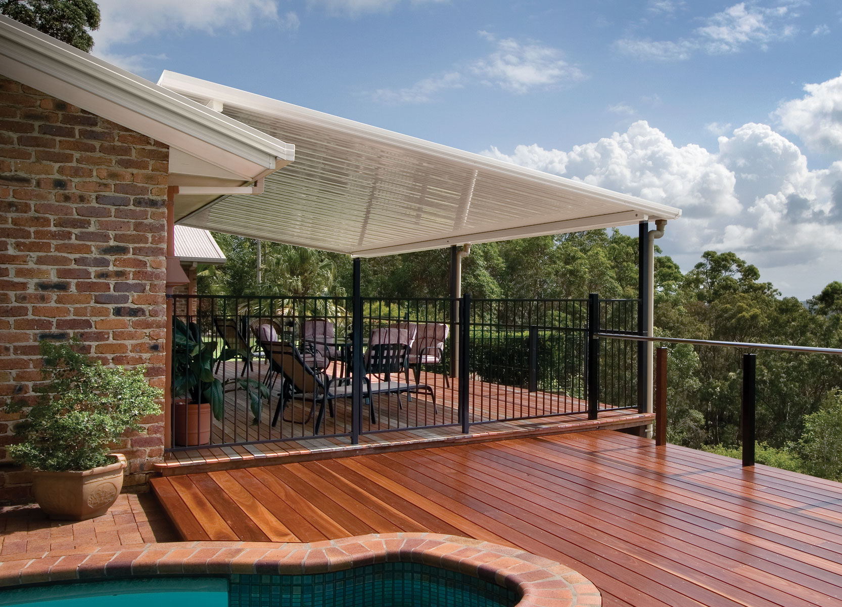 Outback Patios Gallery